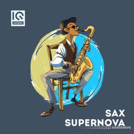 IQ Samples Sax Supernova