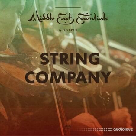 Gio Israel Middle East Essentials String Company