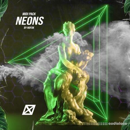 NoFuk NEONS Trap Midi Melodies (220+ pcs)