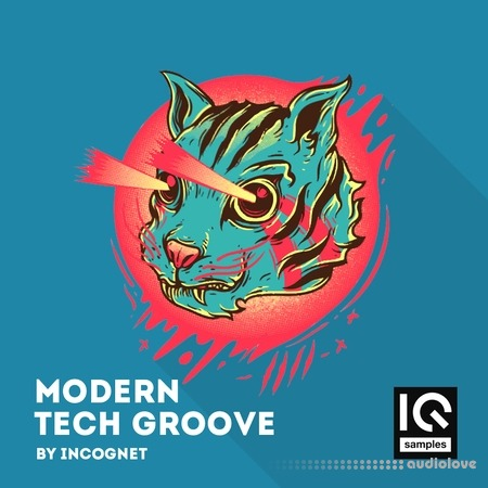 IQ Samples Modern Tech Groove by Incognet