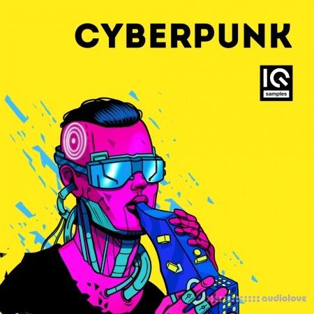 IQ Samples Cyberpunk