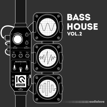 IQ Sample Bass House Vol.2