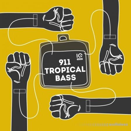 IQ Samples 911 Tropical Bass