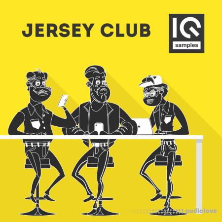 IQ Samples IQ Jersey Club