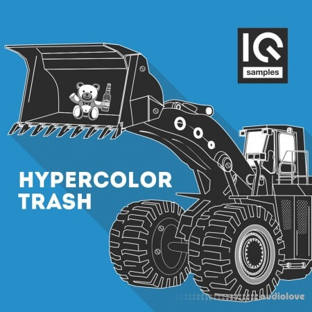 IQ Samples Hypercolor Trash