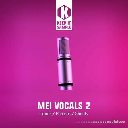 Keep It Sample Mei Vocals 2