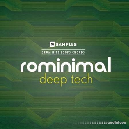 3Q Samples Rominimal Deep Tech
