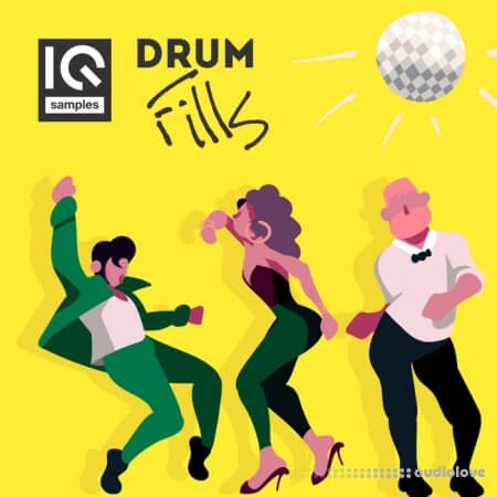 IQ Samples IQ Drum Fills