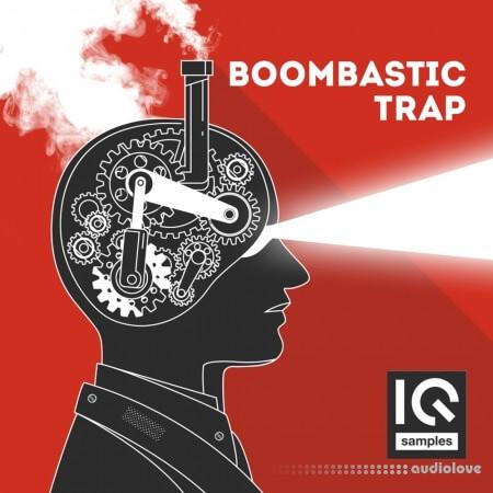 IQ Samples Boombastic Trap