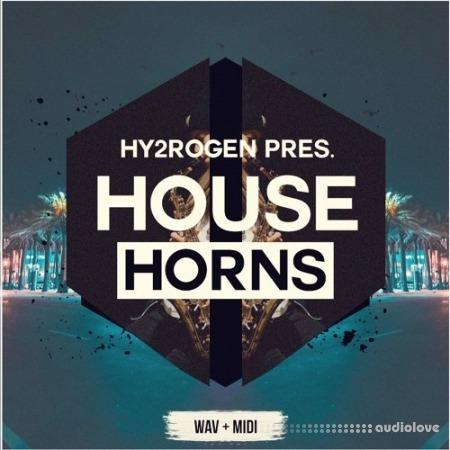 HY2ROGEN House Horns