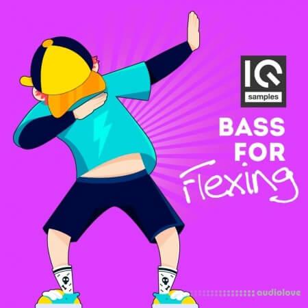 IQ Samples Bass For Flexing