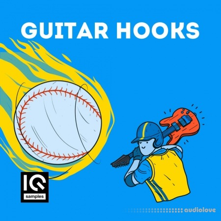 IQ Samples Guitar Hooks