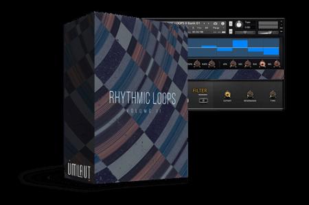 Umlaut Audio Rhythmic Loops Vol.II
