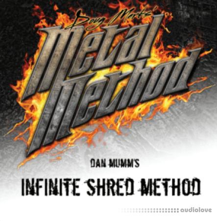 Infinite Shred Method by Dan Mumm