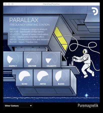 Puremagnetik Parallax RETAiL