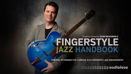 Truefire Sean McGowan Fingerstyle Jazz Handbook