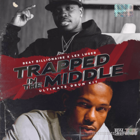Lex Luger x Beat Billionaire Trapped In The Middle