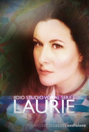 8Dio Studio Vocals Laurie