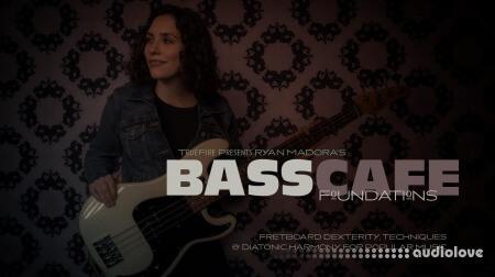 Truefire Ryan Madora Bass Cafe Foundations
