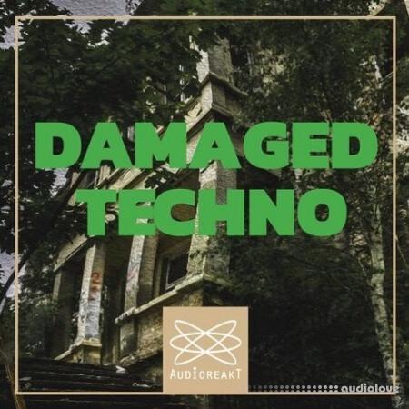 Audioreakt DAMAGED TECHNO