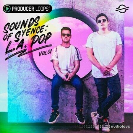 Producer Loops Sounds of Syence LA Pop Vol.1
