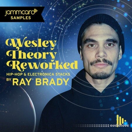 Jammcard Samples Wesley Theory Reworked Hip-Hop and Electronica Stacks by Ray Brady WAV