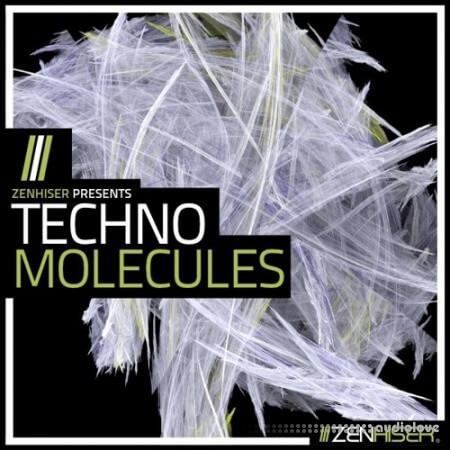 Zenhiser Techno Molecules WAV MiDi