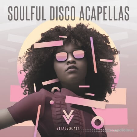 Vital Vocals Soulful Disco Acapellas Vol.1