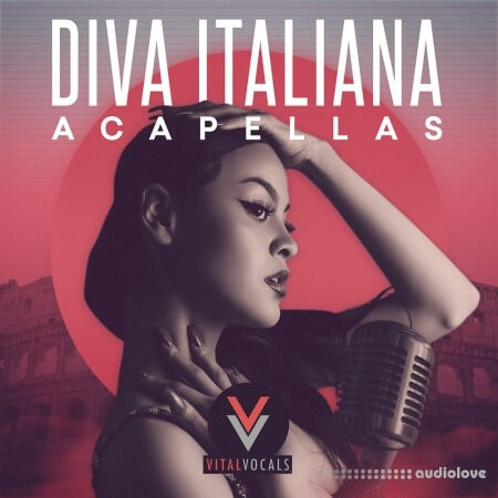 Vital Vocals Diva Italiana Acapellas