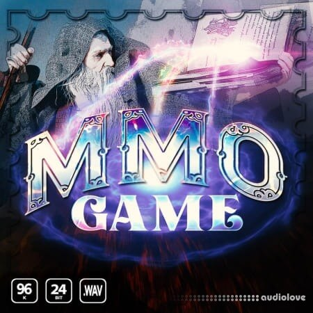 Epic Stock Media MMO Game Magic