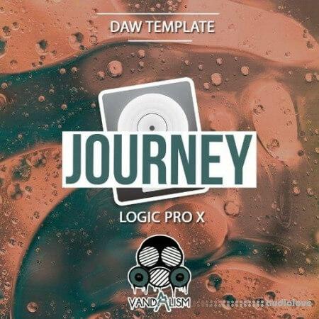 Vandalism Logic Pro X: Journey