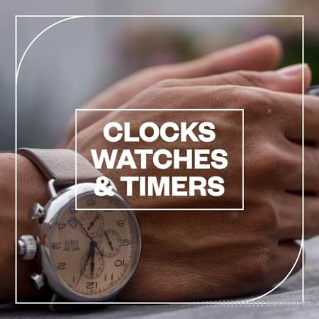 Blastwave FX Clocks Watches and Timers