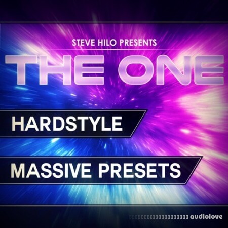 The One Hardstyle WAV MiDi Synth Presets