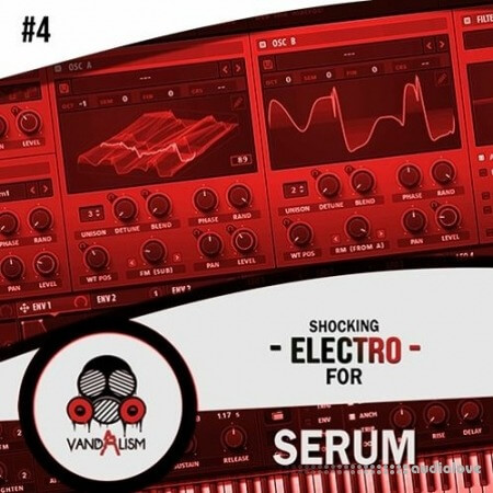 Vandalism Shocking Electro For Serum 4