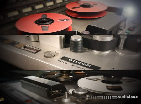 Groove3 T-RackS Tape Machine Collection Explained