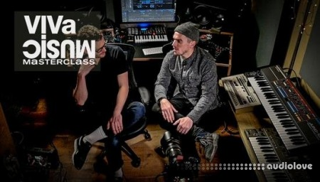 FaderPro In The Studio with MANT