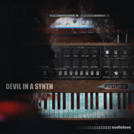 HZE Devil in a Synth (Analog Lab 4 Bank)