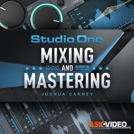 Ask Video Studio One 5 104 Mixing and Mastering
