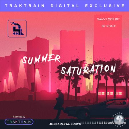 TrakTrain Summer Saturation Kit by Kazoo