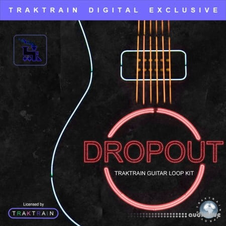 TrakTrain Dropout Guitar Loop Kit