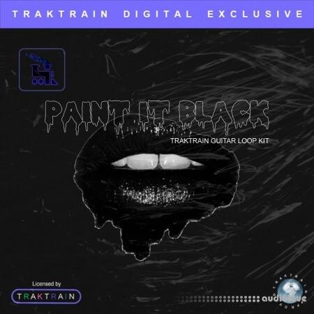 TrakTrain Paint it Black