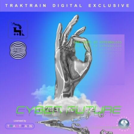 TrakTrain Cyber Future Loop Kit by Hyperboloid