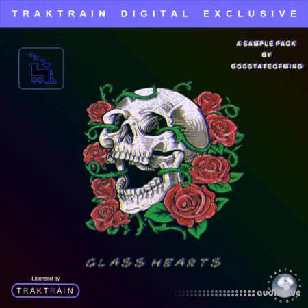 TrakTrain Glass Heart Sample Pack by GODSTATEOFMIND