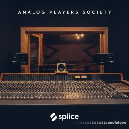 Splice Originals Analog Players Societ