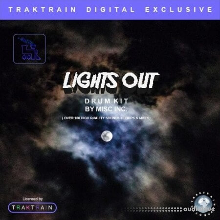 TrakTrain Lights Out by Misc Inc.