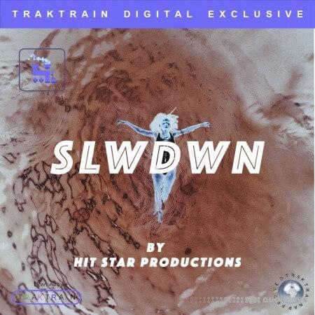 TrakTrain Traktrain Flawless Drum Kit SLWDWN