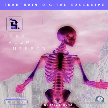 TrakTrain Rear View Mirror 50 Guitar Sample Pack by SPLASHGVNG