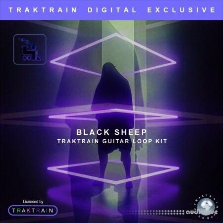 TrakTrain Black Sheep Guitar Loop Kit