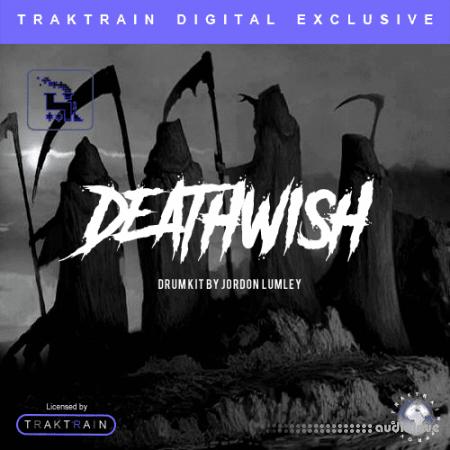 TrakTrain Jordon Lumley Death Wish Drum Kit