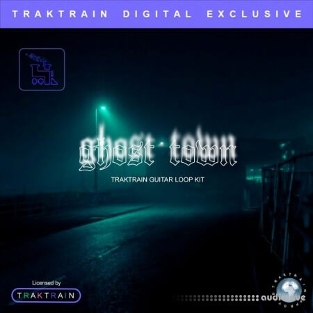 TrakTrain Ghost Town Traktrain Guitar Loop Kit